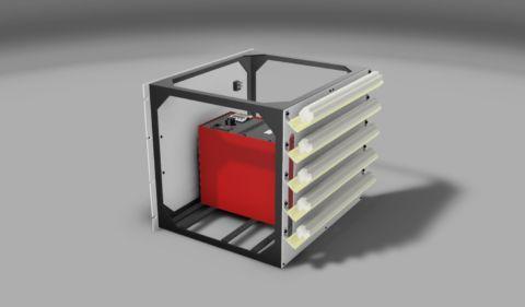 TRURAC 847 - Module de jonction de référence thermocouple à 0°C ou entre 45°C et 70°C - Format rack