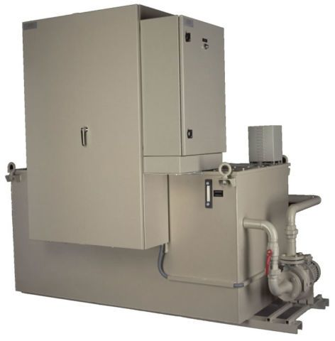 Démarreurs électrolytiques avec échangeur pour moteur à bagues forte puissance