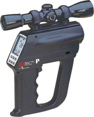 Pyromètre portable 8-14 / 0,9 / 1,6 µm, téléscope