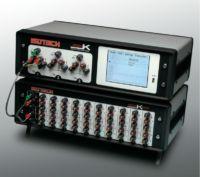 microK microsKanner - thermomètre de précision et scanner multivoies