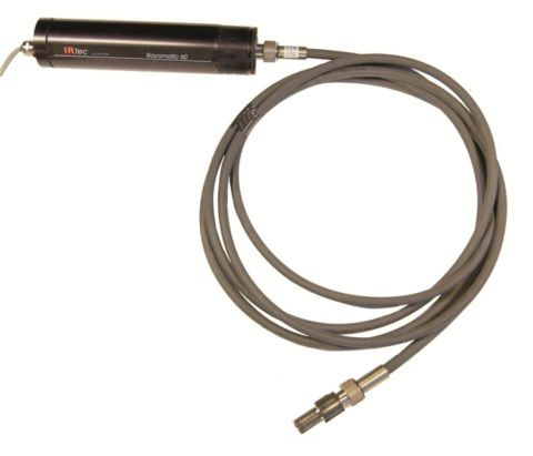 Thermomètre infrarouge à fibre optique 0,9 / 1,6 µm, jusqu'à 2000°C