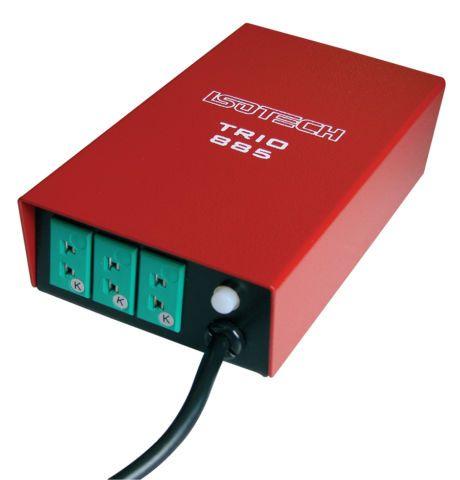 TIO 885 - Unité de compensation électrique de jonction thermocouples - 3 Tc