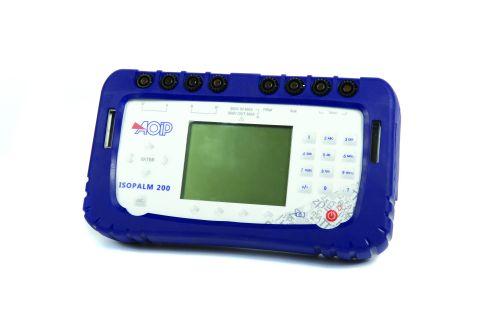 ISOPALM 200 - Localisateur de défauts sur câbles télécom