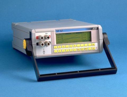 centrale d'acquisition de données analogiques 8 à 32 voies