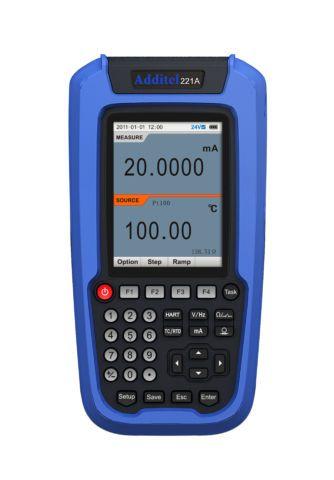 Calibrateur de pression documenté multifonction
