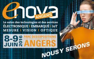 AOIP sur le salon Enova Angers 2016