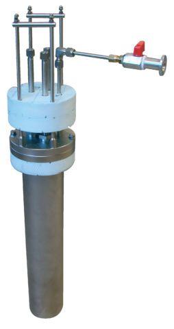 Cryostat 459 - Etalonnage à très basse température sous Azote liquide