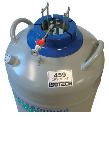 Cryostat 459 - Conteneur d'Azote liquide