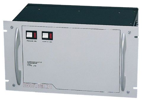Isorac 844 - Unité de référence thermocouple, bloc isotherme rack, référence de jonction thermocouple à 0°C